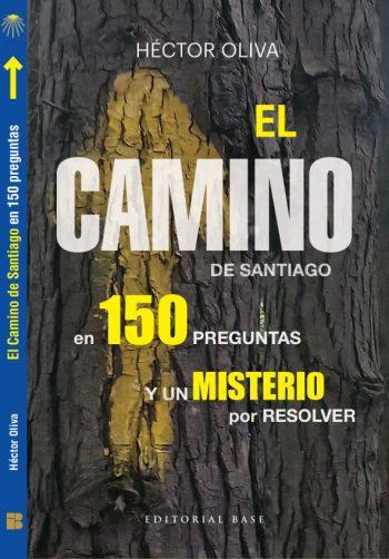 Portada del 150 preguntas y respuestas del Camino de Santiago